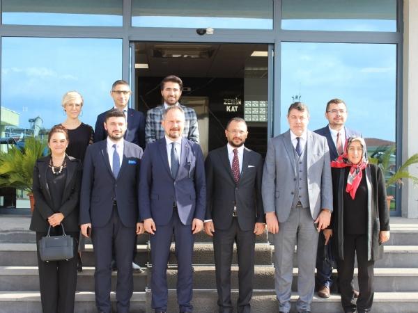 AK Parti Tekirdağ İl Başkanı Mestan ÖZCAN' dan Bölgemize Ziyaret.
