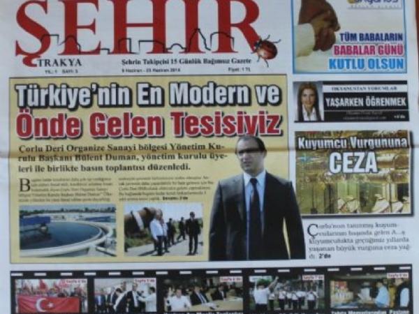 Şehir Gazetesi